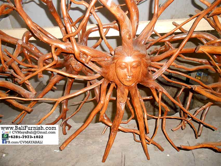 Root Wood Carvings
