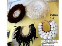 bcpap1-7 Ethnic Necklaces Feather Necklaces