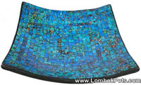 Mosaic Glass Bowls