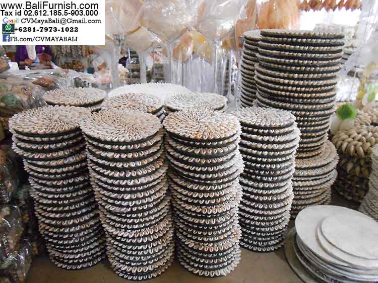 Sea Shell Place mats Bali