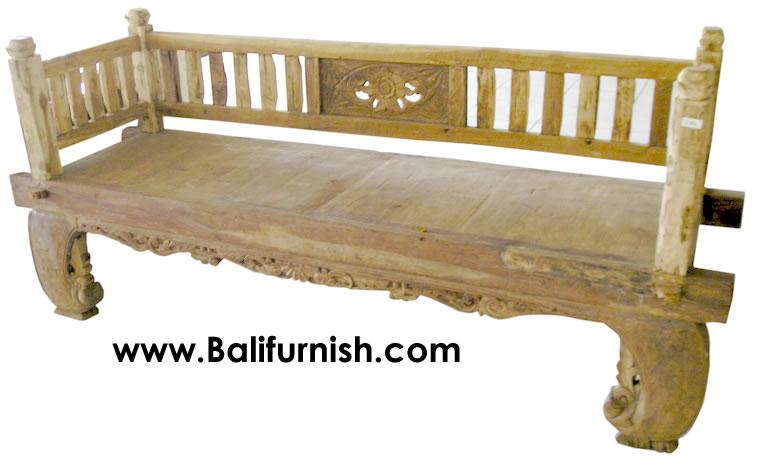 Teak Wood Furniture Daybed Bali Indonesia