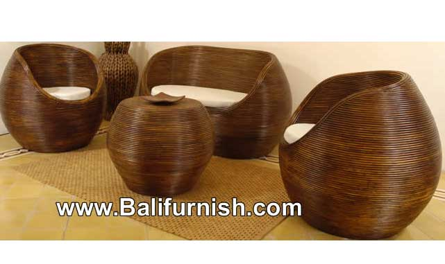 WOFI12-1 Indonesia Rattan Furniture
