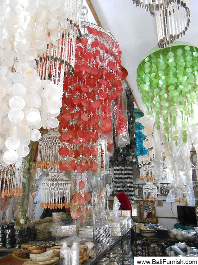 Seashell chandelier wholesale from bali indonesia bali crafts youre viewing seashell chandelier wholesale from bali indonesia 210 420 aloadofball Gallery