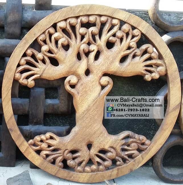 Tree Of Life From Bali Indonesia