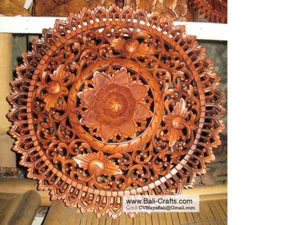 Wall Ornament Wall Decorations Flower Motifs