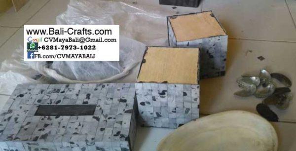 bcwjy1-13-sea-shell-bowls-tissue-box-bali-indonesia